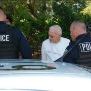 90-Jähriger verhaftet: Er verteilte Essen an Arme (Foto)
