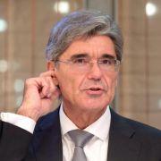 Siemens bleibt unter Druck (Foto)