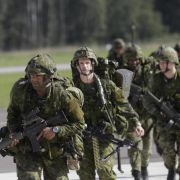 Nato-General: Großmanöver im Baltikum denkbar (Foto)