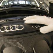 Export lässt Audi wachsen (Foto)