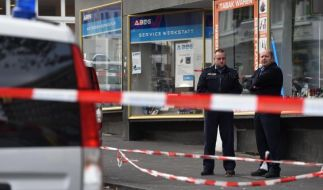 Zeugenbefragungen nach tödlichem Polizei-Einsatz in Kassel (Foto)