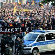 Polizisten beklagen angesichts Hooligan-Gewalt Personalmangel (Foto)