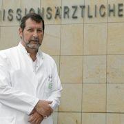 Tropen-Mediziner erwartet mehr Ebola-Verdachtsfälle (Foto)