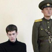 Nordkorea lässt zwei gefangene Amerikaner frei (Foto)