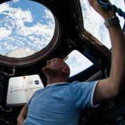 Raumfahrer Gerst genießt letzte Stunden auf der ISS (Foto)