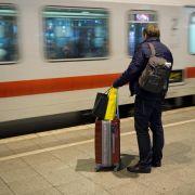 Nach Streik-Ende: Bahn und GDL wollen verhandeln (Foto)
