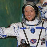 Deutscher Raumfahrer Gerst in Kasachstan gelandet (Foto)