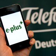 Telefónica Deutschland bremst Umsatzschwund - dennoch rote Zahlen (Foto)
