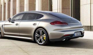 Panamera-Limousine kurbelt Porsche-Auslieferungen an (Foto)