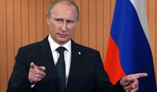 Yelena Borisovna Mizoulina ist ein ausgesprochener Fan von Kremlchef Putin. (Foto)