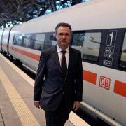 Terminsuche für Bahn-Tarifverhandlungen läuft (Foto)