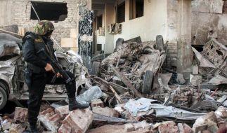 Verbündete für IS ausÄgypten (Foto)