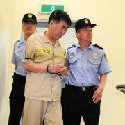 36 Jahre Haft für Kapitän der Unglücksfähre «Sewol» (Foto)