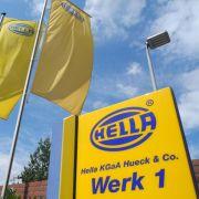 Autozulieferer Hella startet mit Kursplus an die Börse (Foto)