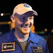 Heimgekehrter Astronaut Gerst ist «einfach topfit» (Foto)