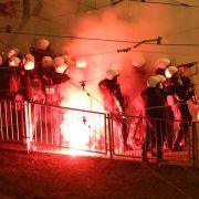 Fast 280 Festnahmen nach Krawallen in Warschau (Foto)