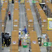 Verdi-Kritik: Amazon hält Mitarbeiterlöhne für angemessen (Foto)