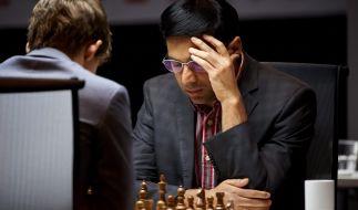 Bei der Schach WM 2014 treffen wie im vergangenen Jahr Magnus Carlsen und Viswanathan Anand aufeinander. (Foto)