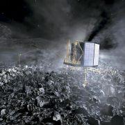 Wieder Kontakt zu Philae! Aktuell alle Missions-News (Foto)