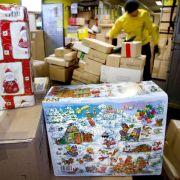 Pakete halten Deutsche Post auf Kurs (Foto)