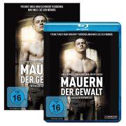 Blu-ray und DVD zu Mauern der Gewalt sind seit dem 28. Oktober 2014 im Handel erhältlich.