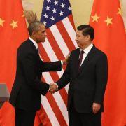 Klimasünder USA und China stellen Weichen für saubere Zukunft (Foto)