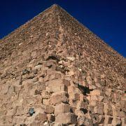Deutsche zu fünf Jahren Haft wegen Pyramiden-Diebstahls verurteilt (Foto)