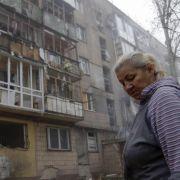 Nato: Russland rüstet Ukraine-Separatisten auf - Moskau: «Heiße Luft» (Foto)