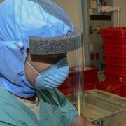 Zu wenig Schutz gegen Ebola -US-Krankenschwestern streiken (Foto)