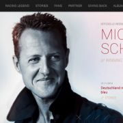 Autogramme von Schumi? Skandal um neue Homepage! (Foto)
