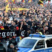 Gericht erlaubt Anti-Islamismus-Demo unter Auflagen (Foto)