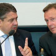 Nach Attacken auf Gabriel: Oppermann ermahnt SPD-Linke (Foto)