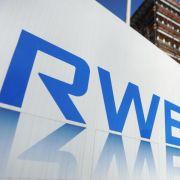 Gewinn bei RWE schrumpft - Hoffnungsschimmer im Ausland (Foto)
