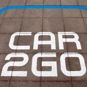 Daimler weitet städteübergreifendes Carsharing-Angebot aus (Foto)