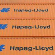 Schifffahrt bleibt Problembranche - Rote Zahlen bei Hapag-Lloyd (Foto)