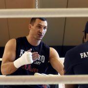 Klitschko bleibt Boxchamp (Foto)