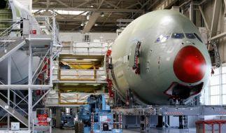 Airbus-Geschäfte laufen wieder besser (Foto)