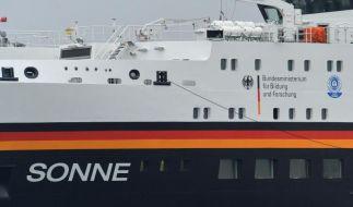 Modernstes Forschungsschiff eröffnet Einblick in die Tiefsee (Foto)