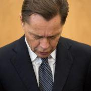 Haftstrafe für Middelhoff: Noch im Gerichtssaal verhaftet (Foto)