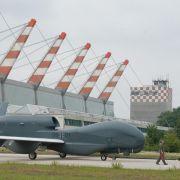 Kein Schadenersatz für «Euro-Hawk»-Desaster (Foto)