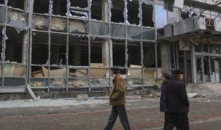 EU prüft in der Ukraine-Krise neue Sanktionen gegen Russland (Foto)