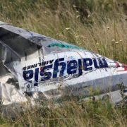 Russisches Fernsehen stiftet Verwirrung mit MH17-Bildern (Foto)