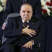 Wie krank ist Algeriens Präsident? (Foto)