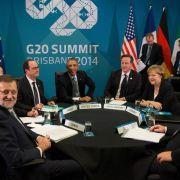G20-Gipfel schafft keine Annäherung im Ukraine-Konflikt (Foto)