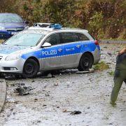 Tödlicher Familienstreit: Mann sprengt sich mit Auto in die Luft (Foto)