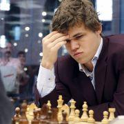 Magnus Carlsen verteidigt Weltmeistertitel (Foto)