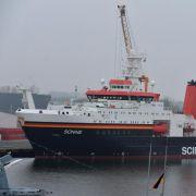 Forschungsschiff schaut bis zum tiefsten Meeresboden (Foto)