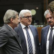 EU: Neue Sanktionen gegen Separatisten in der Ukraine (Foto)