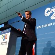 Cameron warnt vor erneuter Wirtschaftskrise (Foto)