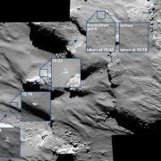 Komet «Tschuri» ist härter als gedacht (Foto)